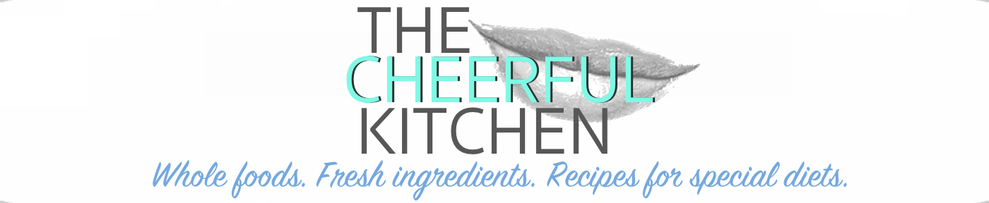 The Cheerful Kitchen